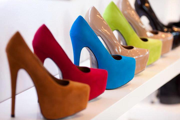 Фото самых красивых обувь